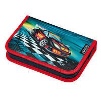 Пенал с наполнением 31 предмет Herlitz Super Racer (50008414)