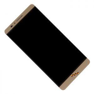 Дисплей с тачскрином Huawei Mate 7 (JAZZ-L09) Ascend золото