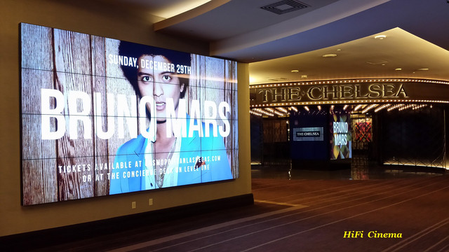 Video-Wall Poster Bruno Mars