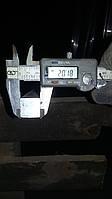 Алюминиевый квадрат Д16Т 20х20 мм