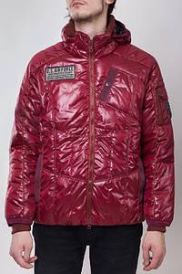 Avirex 00263 | Зимняя мужская куртка красная