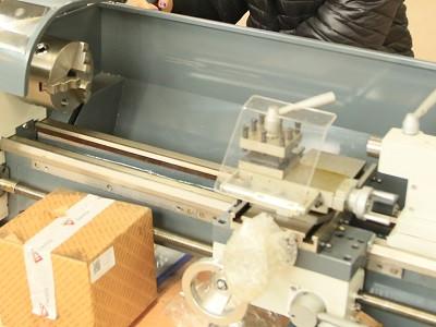 Токарно-винторезный станок FDB Maschinen Turner 250х550V
