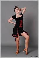 Юбка для бальных танцев купить в Украине «Крестьянка»