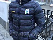 Зимние куртки Bosco Sport Украина камуфляж limited edition (2021)