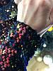 Женское праздничное платье с вырезом на спинке в расцветках. Д-26-1218 , фото 2