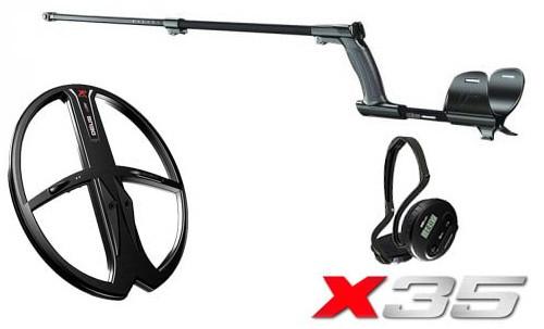 Металлоискатель XP Deus 3428 x35 WS4