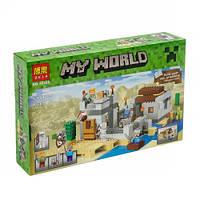 Конструктор Minecraft 519дет 10392