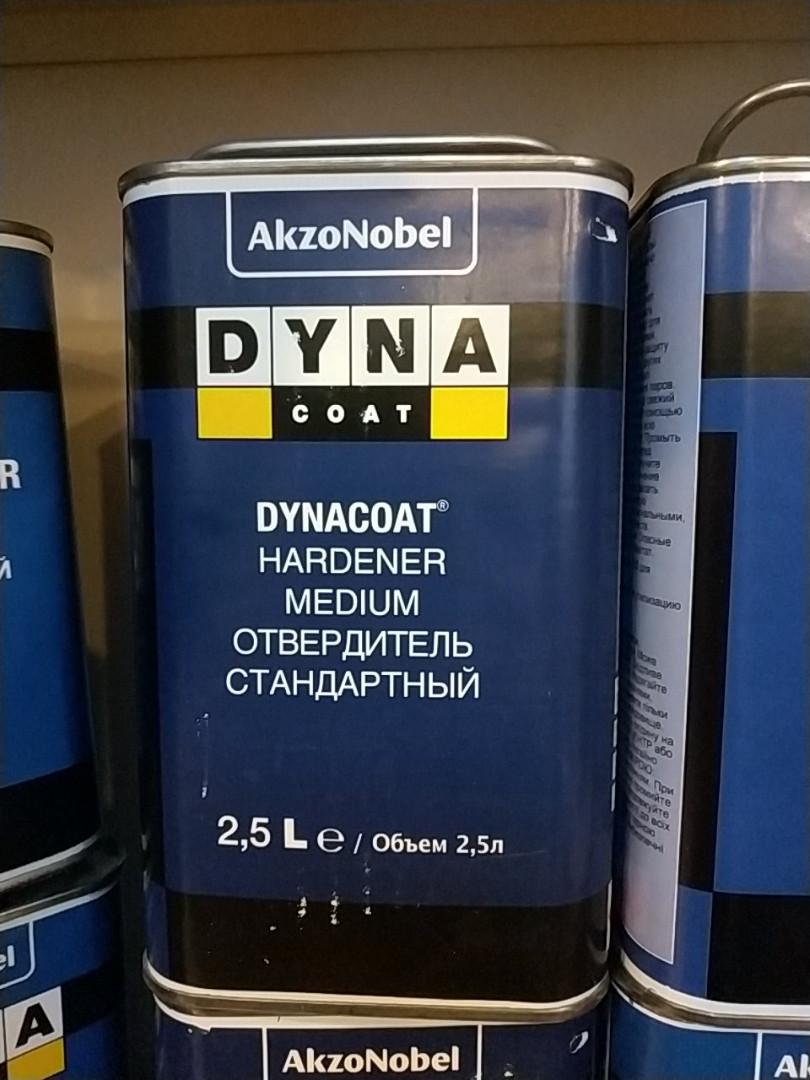 Универсальный отвердитель Dynacoat Hardener Medium 2,5л