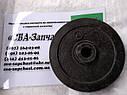 Шкив компрессора ПАЗ 3205 н/о 2 ручья 3205-3509133, фото 3