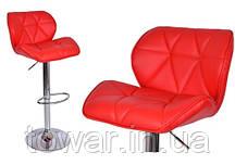 """Кресло кухонное- барне """"Росси"""" Цвет: красный"""
