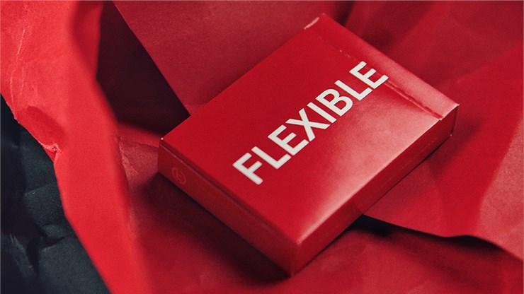 Карты игральные | FLEXIBLE (Red) Playing Cards by TCC