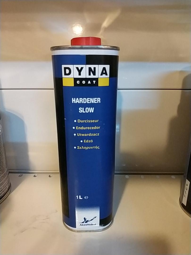 Универсальный отвердитель медленный Dynacoat Hardener Slow 1л
