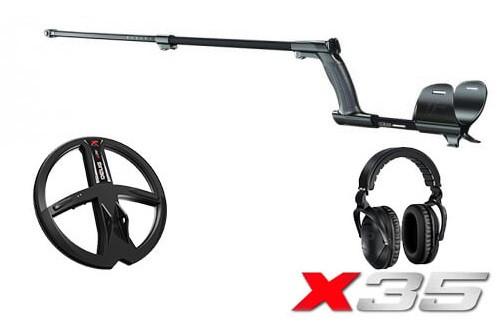 Металлоискатель XP Deus 22 x35 WS5