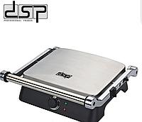 Электрический гриль DSP KB1001 с антипригарным покрытием барбекю для дома