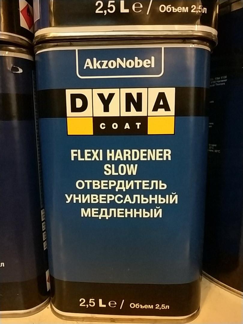 Отвердитель Dynacoat Flexi Hardener Slow  2.5л