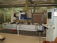 Обрабатывающий центр с ЧПУ Weeke Venture 1M бу для производства мебели, 2008 г.