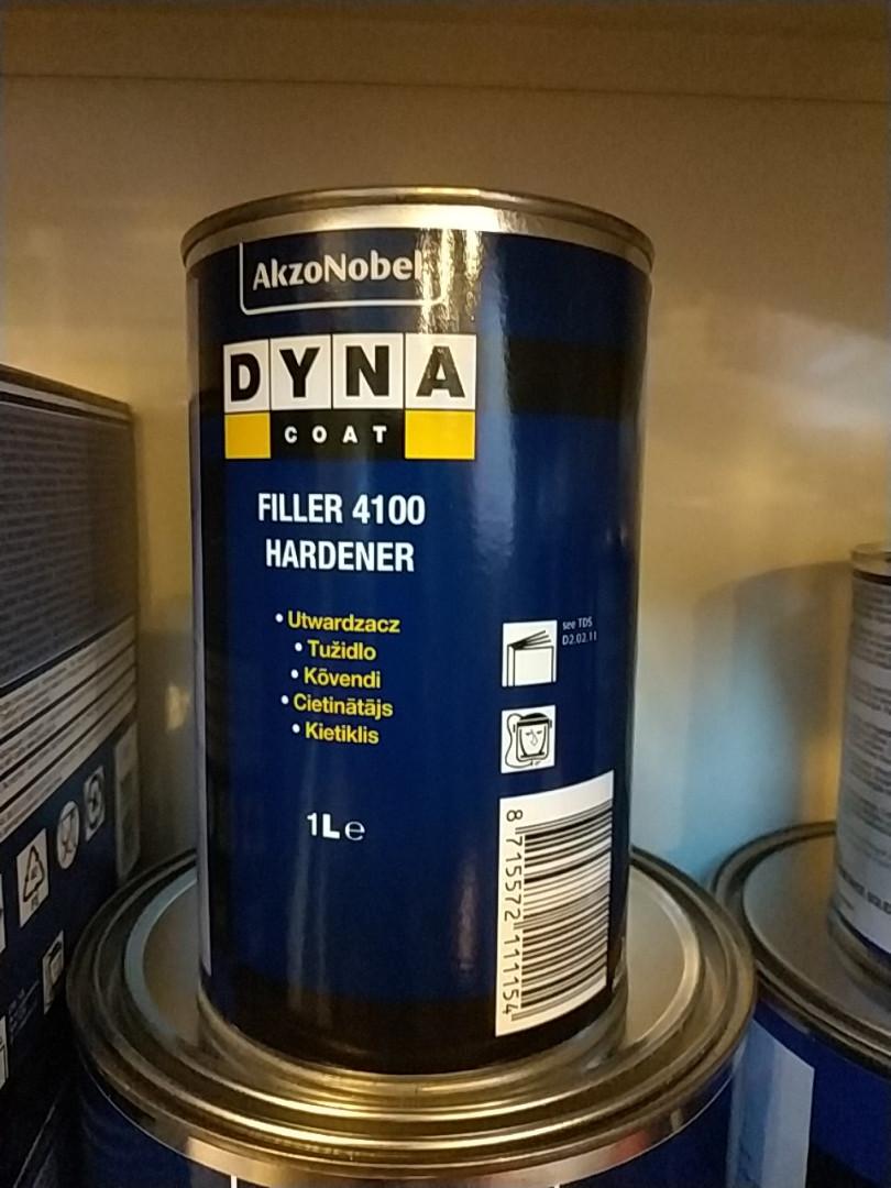Отвердитель для грунта DYNA Filler 4100 Hardener 1л