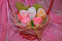 """Набор мыла """"корзина роз"""" на 8 Марта (2)"""