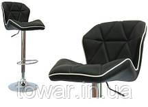 """Кресло кухонное- барне """"Росси"""" Цвет: черный"""