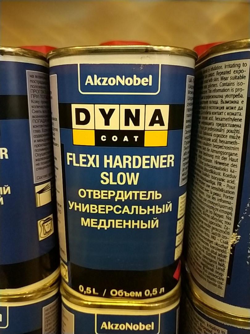 Отвердитель Dynacoat Flexi Hardener Slow  0.5л