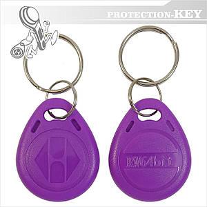 Брелок-заготовка RW64Bit Фиолетовый