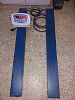 Весы балочные (стержневые) 600 кг