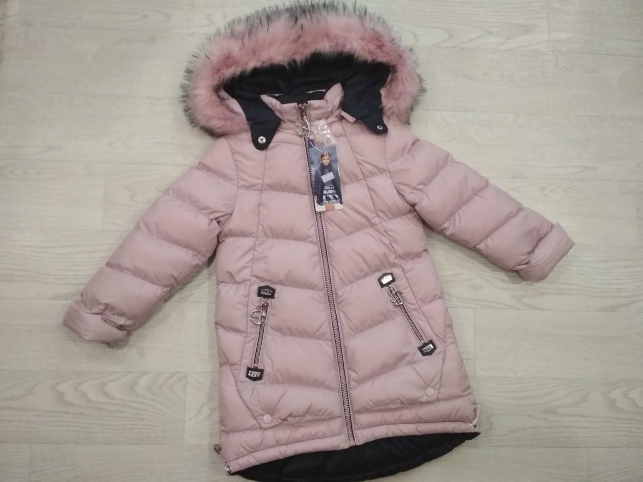 Зимнее пальто (р. 110, 116)