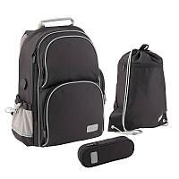 Рюкзак укомплектований Kite Smart, черный