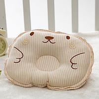 Детская ортопедическая подушка в коляску для новорожденных , фото 1