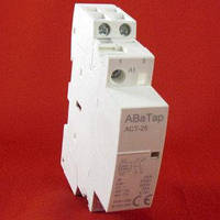 Контактор модульный 2 полюса 2NO 25А, фото 1