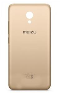 Задня кришка Meizu M5c (M710H) золотиста
