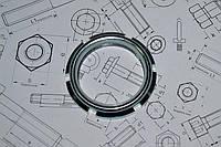 Гайка М12 DIN 981 оцинкованная, фото 1