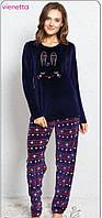 Велюровый костюм женский Vienetta Secret Размер XL