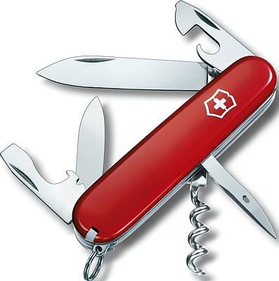 Функциональный складной нож Victorinox Spartan 13603 красный