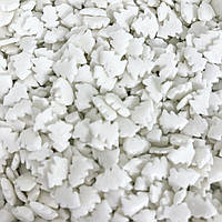 Посыпка сахарная декоративная Елочка белая
