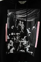 Худи Off-white Black (ориг.бирка), фото 2