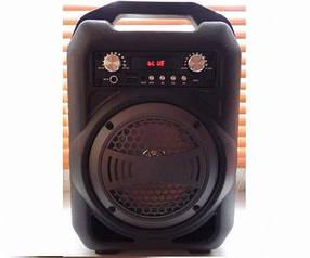 Беспроводная портативная Bluetooth блютуз колонка BS-12 SUPER BASS SPEAKER, фото 2
