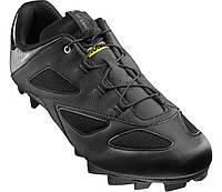 Обувь Mavic CROSSMAX, размер UK 10,5 (45 1/3, 286мм) Black/Black/Black черная