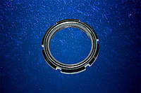Гайка М15 DIN 981 оцинкованная, фото 1