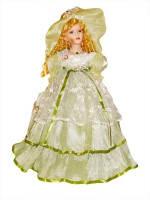Кукла фарфоровая Орнелла 55см