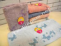 Махровые полотенца Koloco 6шт