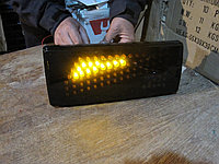 Тюнинг на ВАЗ 2107 - задние фонари на «Razor 2» супер черные.