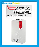 Газовая колонка Aquatronic JSD20-10A08 (Белая)