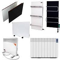 Электрические обогреватели и комплектующие