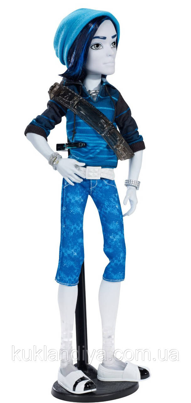 Кукла Monster High Инвизи Билли Скарместр - New Scaremester Invisi Billy