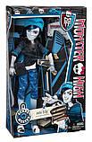 Кукла Monster High Инвизи Билли Скарместр - New Scaremester Invisi Billy, фото 5