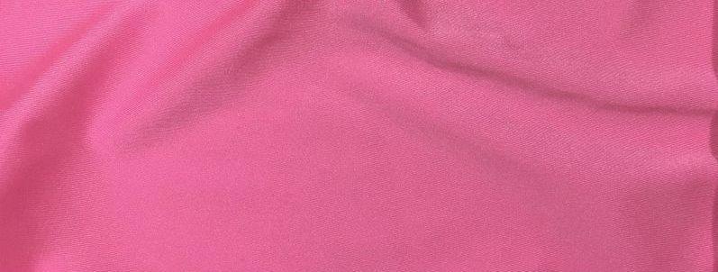 Трикотаж Бифлекс на купальники, Блестящий, розовый