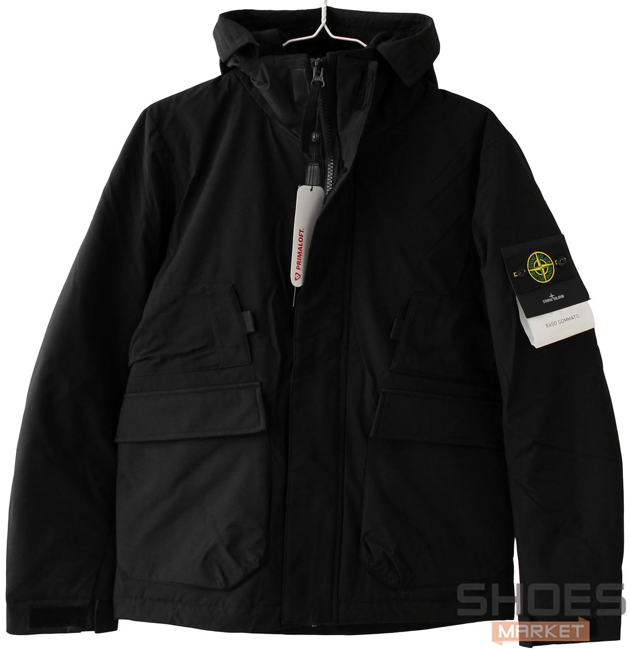 c1bb1cb8eb4 Куртка Stone Island Black (ориг.бирка) - Интернет-магазин обуви и одежды