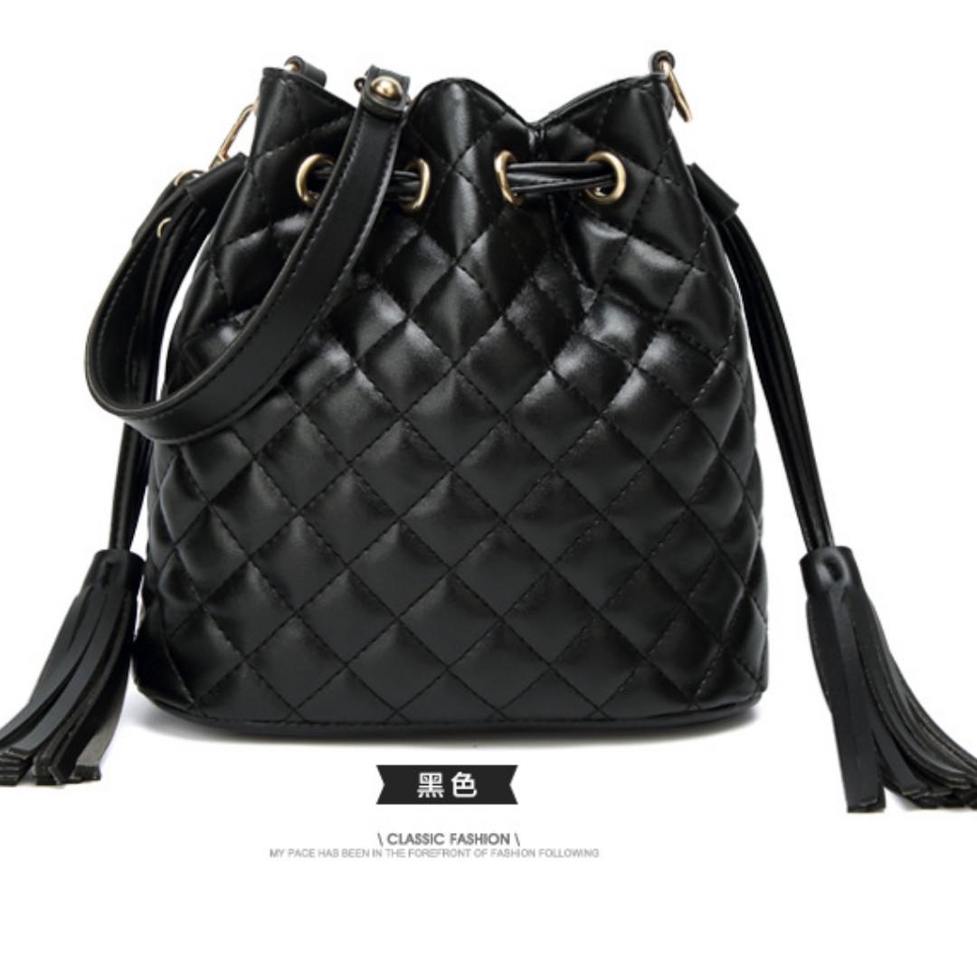Сумка рюкзак черная