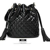 Сумка рюкзак черная, фото 1